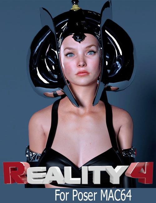 [MAC64] Reality 4 - Poser Edition
