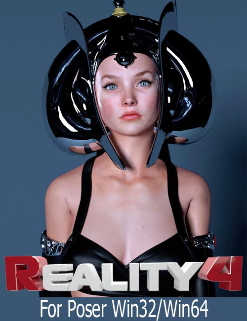 [WIN32/64] Reality 4 - Poser Edition