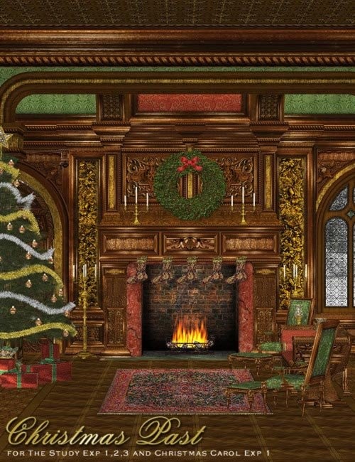 Christmas Past Expansion 2