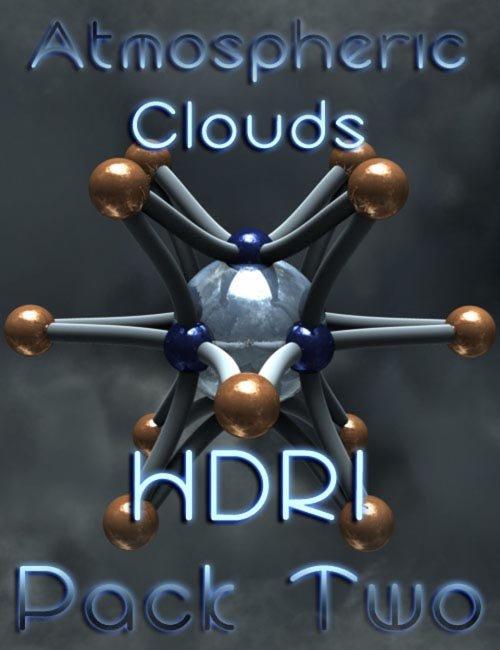Atmospheric Clouds HDRI Pack Two