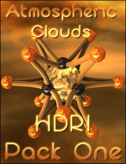 Atmospheric Clouds HDRI Pack One