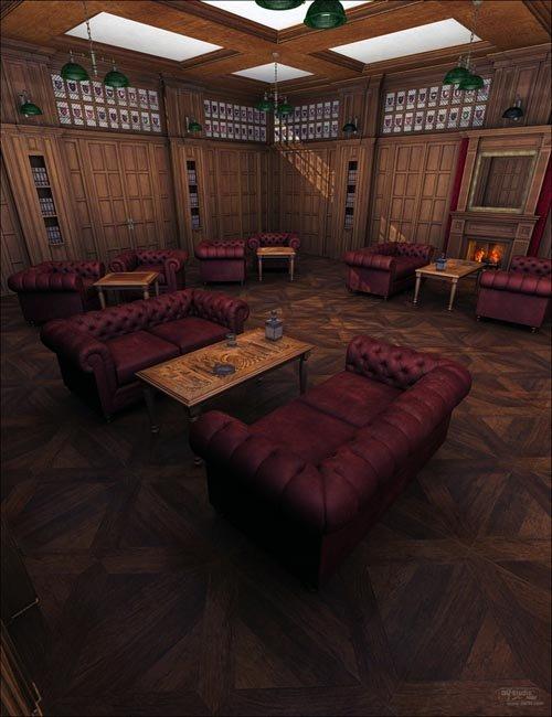 Gentlemen's Game Room