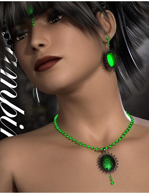 Vampiress Jewelry for V4