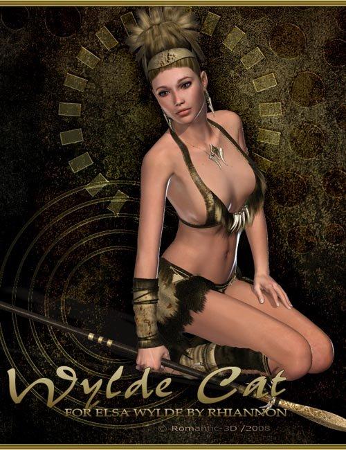 *Wylde Cat*- for Elsa Wylde