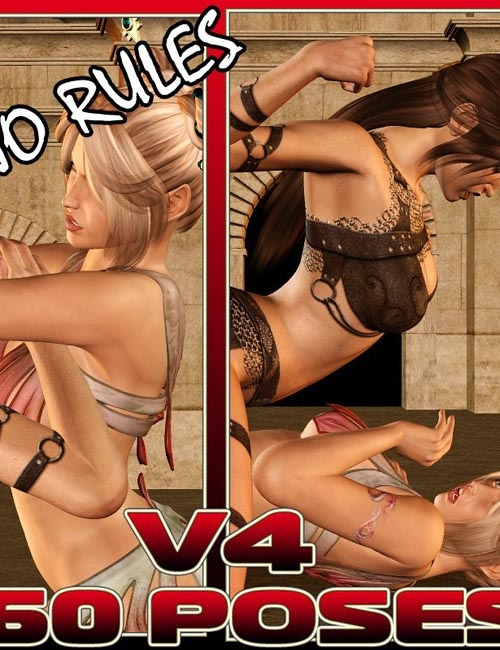 Catfight! No Rules- V4