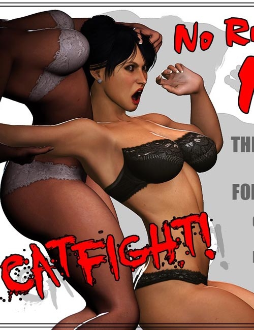 Catfight! No Rules IV