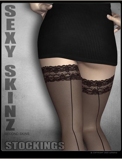 Sexy Skinz - Stockings