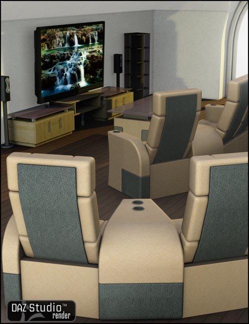 Media Room Accessories