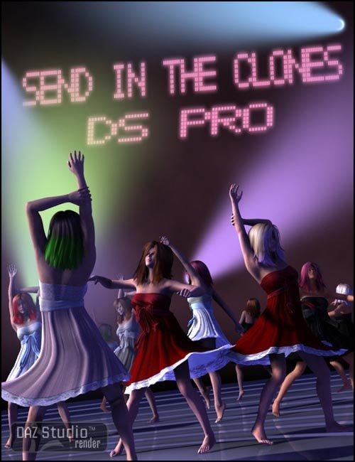Send In The Clones DS Pro