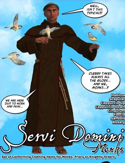 Servi Domini - Monks