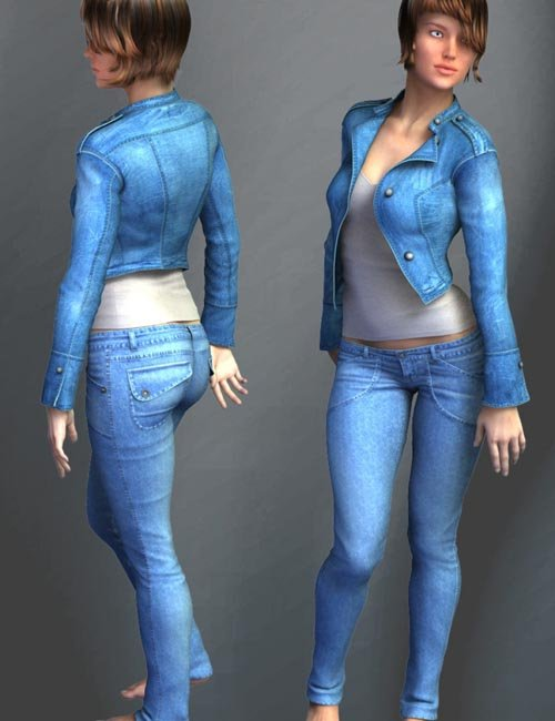 Hongyu's Cowgirl 3 for Genesis 2 Female(s)