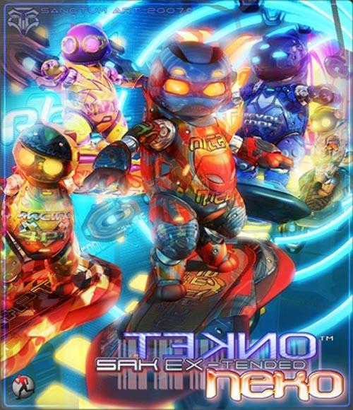 Tekno SAK-EX Neko