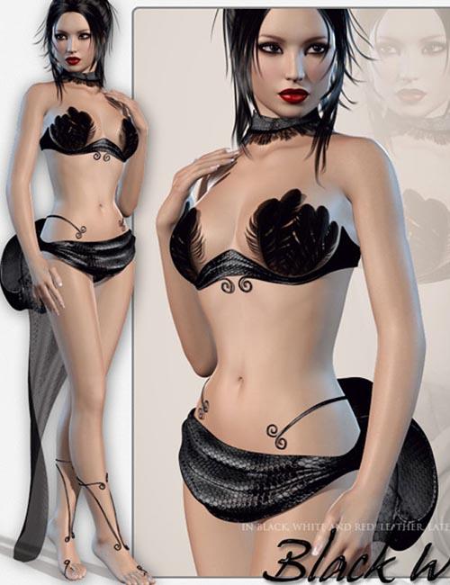 LilFlame's Black Widow