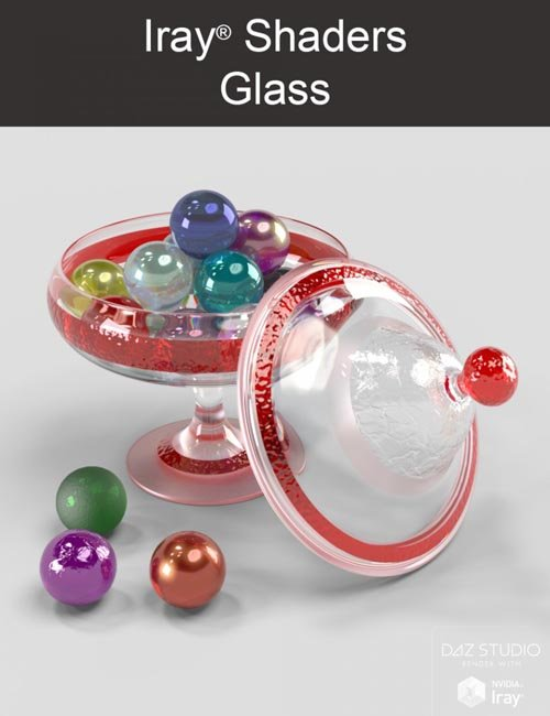 Iray Shaders - Glass