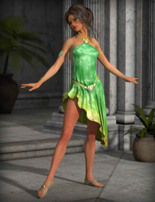Delight Outfit for Genesis 2 Female(s)
