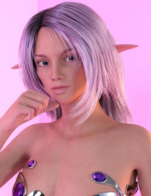 Fantastical Features for Genesis 3 Female(s)