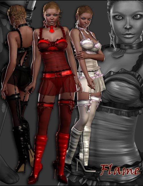 Flame Dressing V4.2 Elite -Aiko4-GND4