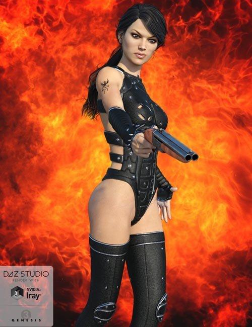 Road Predator for Genesis 3 Female(s)