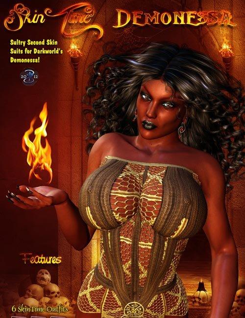 SkinTime: Demonessa