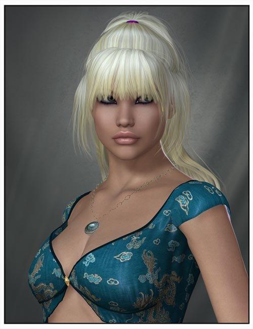 Adaja Hair Colors