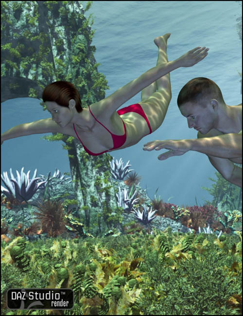 Under the Sea [ .DUF , Iray & HDRI UPDATE ]