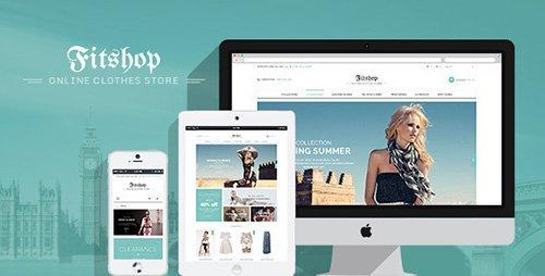 ThemeForest - Fitshop v1.9 - WooCommerce WordPress Theme