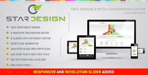 ThemeForest - CStar v4.2 - Design WordPress Theme