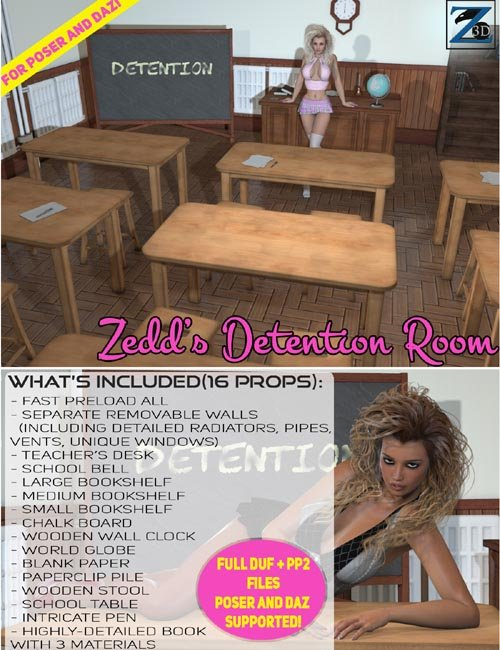 Z Detention Room