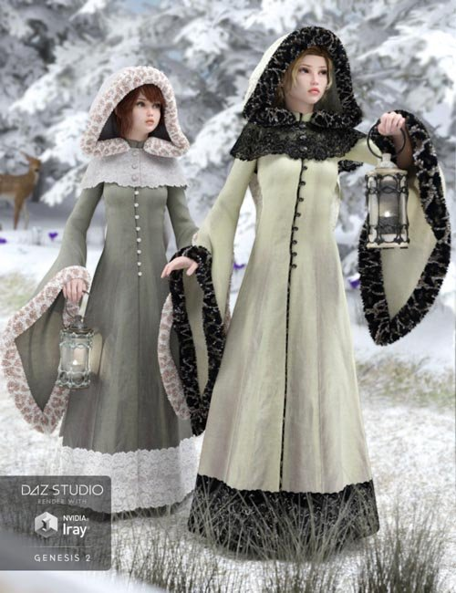 Wild Winter for Winter Fantasy