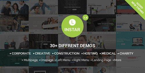 ThemeForest - Linstar v1.5 - Multi-Purpose Responsive HTML5 Template - FULL