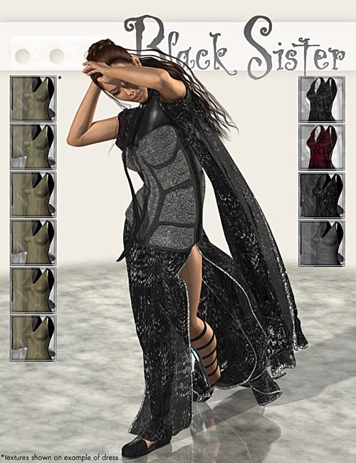 BlackSister Bundle for Michelle and Victoria 4