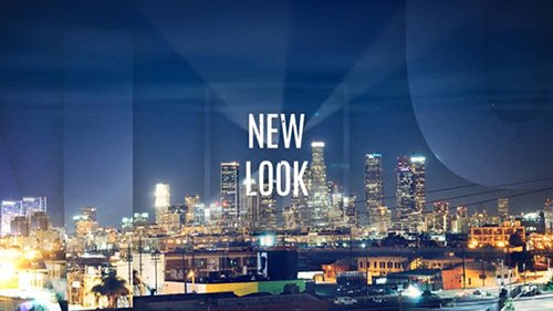 New Look Slideshow - After Effects Template (Motion Array)