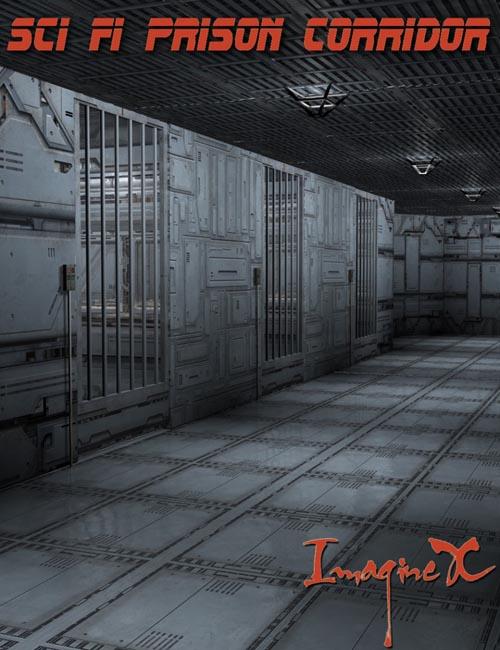 [Fixed] Sci Fi Prison Corridor