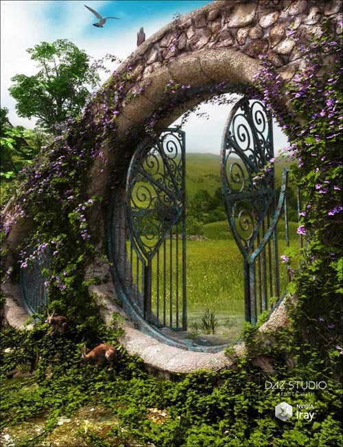 Portals - The Shire