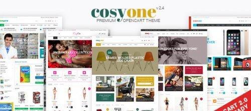 ThemeForest - CosyOne - Multipurpose Opencart Theme v2.3