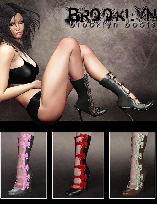 Brooklyn Boots