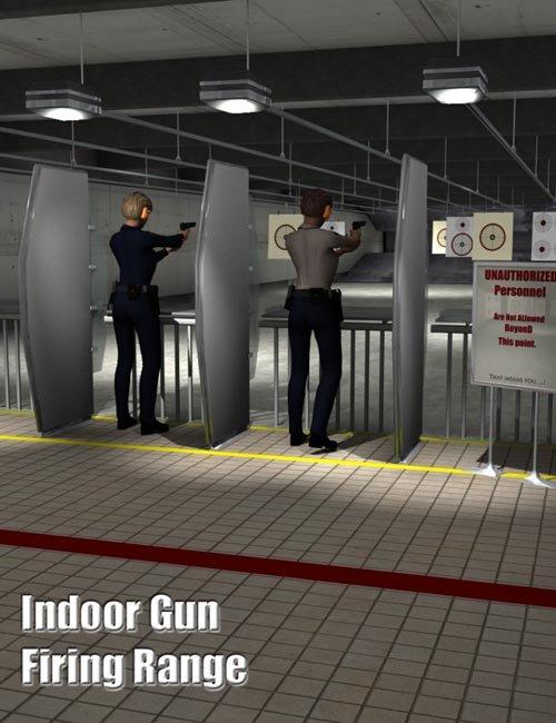 Indoor Gun Firing Range Best Daz3d Poses Download Site