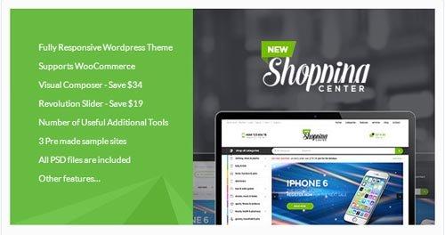 ThemeForest - Newshopping v1.4 - New Marketplace Woocommerce Themes - 12606762