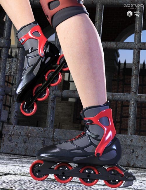 Roller Blades for Genesis 3 Female(s)
