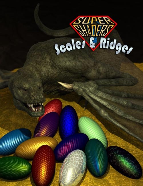 Super Shaders - Scales & Ridges