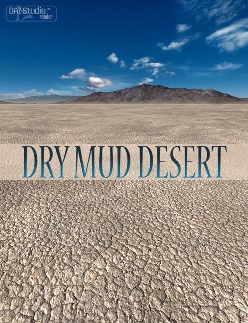 Dry Mud Desert