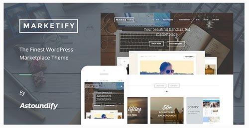 ThemeForest - Marketplace WordPress Theme - Marketify v1.2.7 - 6570786