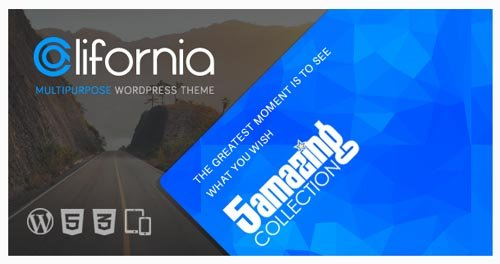 ThemeForest - California v1.5.0 - Multipurpose WordPress Theme - 10717108