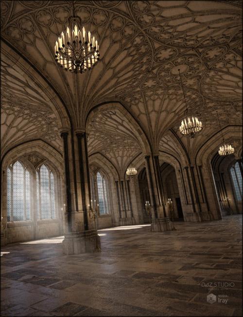 Winterblack Halls