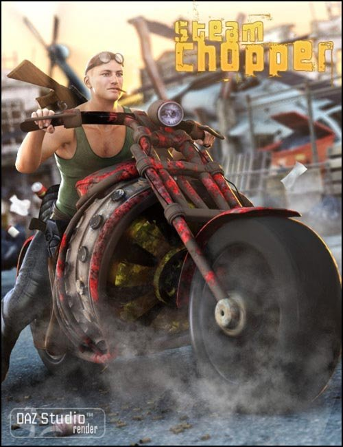 Steam Chopper