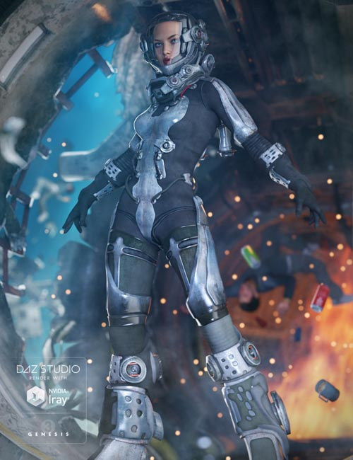 [REQ] EXO Suit for Genesis 3 Female(s)