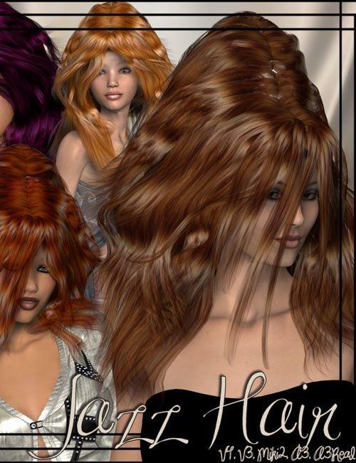 Jazz - Hair
