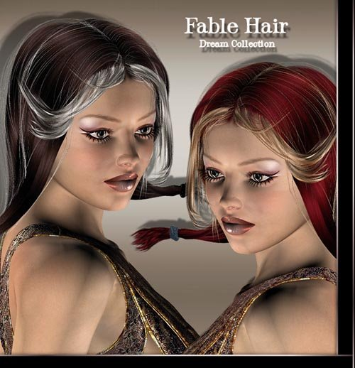 :: Fable Hair Dream Collection ::