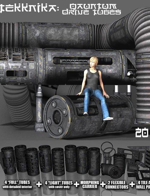 Tekknika: Quantum Drive Tubes