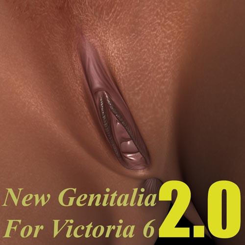 [REQ] New Genitalia For Victoria 6 - 2.0